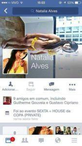 Face de Natalia